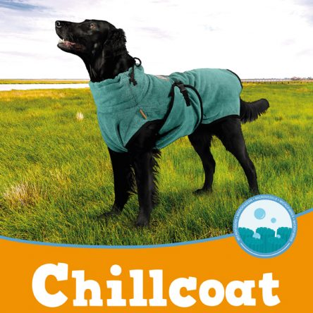 Hondenbadjas Chillcoat SuperFurDogs