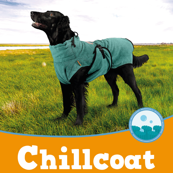Goede Hondenbadjas Chillcoat SuperFurDogs - NB-06