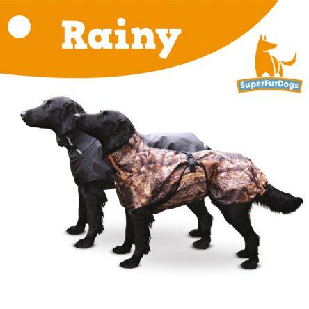 Honden(regen)jas Rainy Superfurdogs